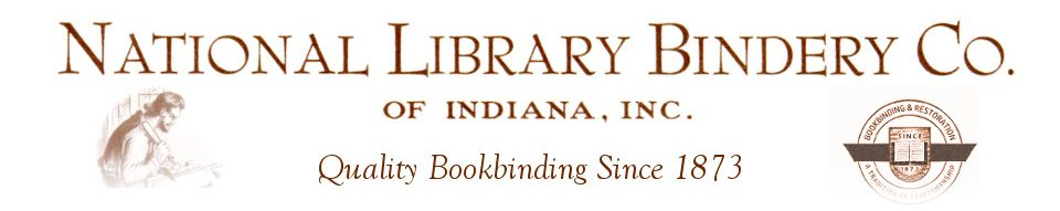 National Library Bindery Company of Indiana